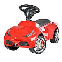 Детская каталка Rastar Ferrari 458 Speciale A красная Red