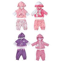Baby born Одежда для спорта, веш., в асс.
