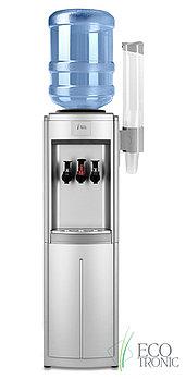 Диспенсер для воды Ecotronic C9-L silver Super Chiller