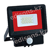 DPL-E022ES IP65 180-240V 50W 6500k Прожектор светодиодный с датчиком движения