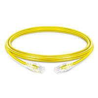 ITK Коммутационный шнур (патч-корд), кат.5Е FTP, 5м, желтый, фото 1