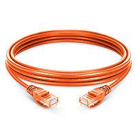 ITK Коммутационный шнур (патч-корд), кат.5Е FTP, 5м, оранжевый, фото 1