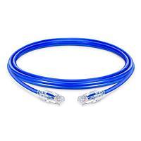 ITK Коммутационный шнур (патч-корд), кат.5Е FTP, 3м, синий, фото 1