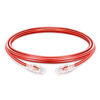 ITK Коммутационный шнур (патч-корд), кат.5Е FTP, 3м, красный, фото 1