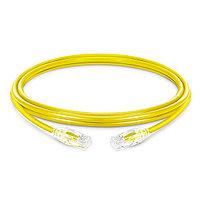 ITK Коммутационный шнур (патч-корд), кат.5Е FTP, 2м, желтый, фото 1