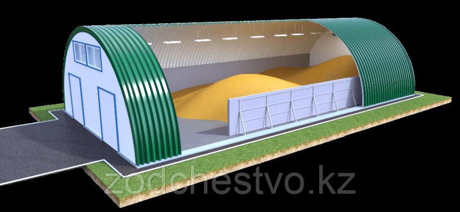 Строительство складов сельскохозяйственной продукции, хранилищ для агрокультур