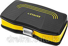 Набор инструментов торцевые головки и биты STAYER 25135-H39, PROFI, биты и торцовые головки с трещоткой, фото 2