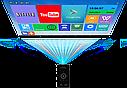 Проектор Touyinger S9 (Android, WiFi), фото 4