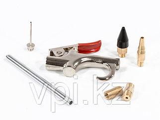 Пневматический продувочный пистолет,с насадками Matrix