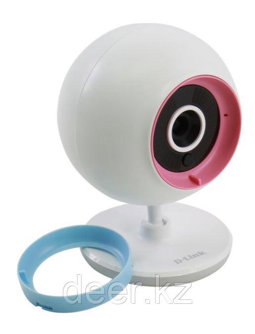 Беспроводная облачная сетевая камера для наблюдения за ребенком D-Link DCS-700L/A1A