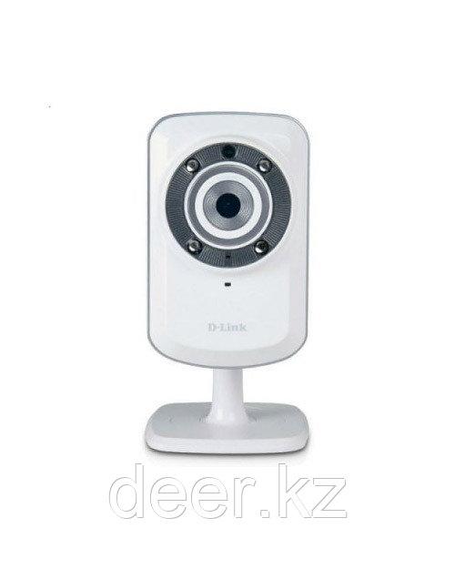 Беспроводная 802.11n сетевая камера с возможностью ночной съемки D-Link DCS-933L/A2A