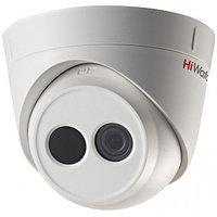 Уличная купольная IP-камера HiWatch DS-I113 1Мп с ИК-подсветкой до 10м