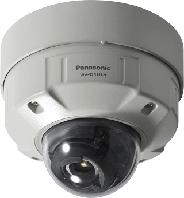 Внешняя купольная камера Panasonic WV-S2511LN HD антивандал