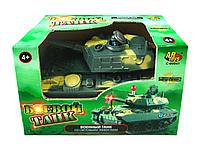 Электромеханический Военный танк