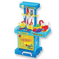 """Игровой набор """"Маленькая кухня"""" в чемоданчике"""