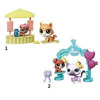 """Littlest Pet Shop Игровой набор """"Чудесные приключения"""""""