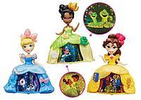 Disney Princess кукла в платье с волшебной юбкой в асс.