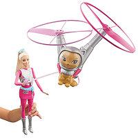 Barbie кукла с летающим питомцем Космическое приключение