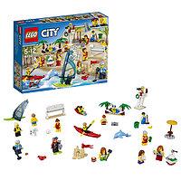 Lego City Отдых на пляже - жители города