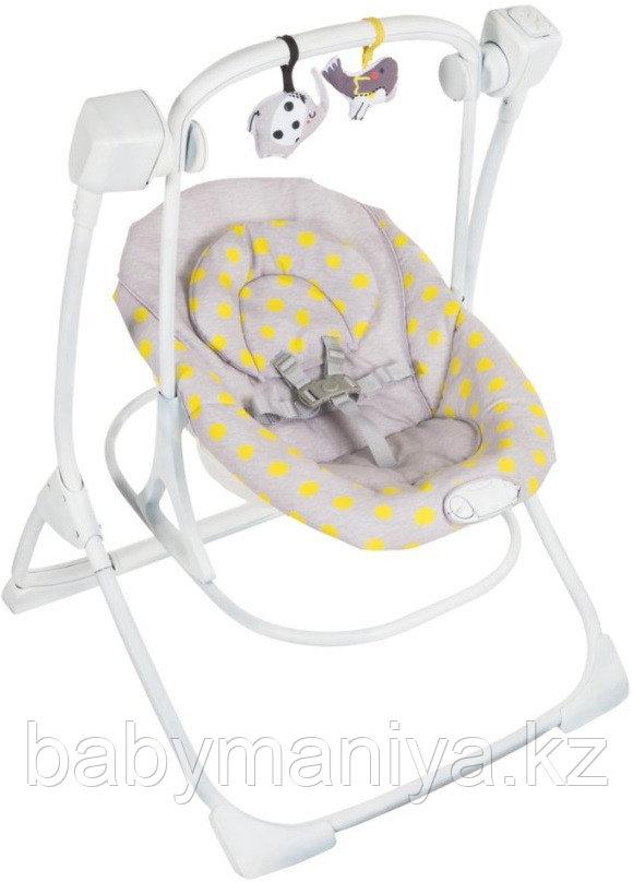 Кресло-качалка Graco Cozy Duet 2в1  Mini Mono