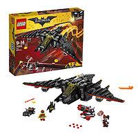 Lego Batman Movie Бэтмен Бэтмолёт