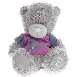 "Мягкая игрушка ""Me to You"" Мишка Тедди в кофте, 18 см"