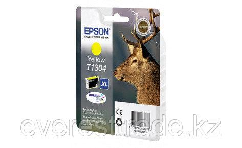 Картридж Epson C13T13044012 I/C B42WD желтый new, фото 2