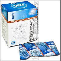 "Чай для лечения желудка ""Вэйтай"" 999 (Sanjiu Weitai Keli)."