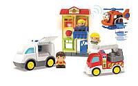 """Игровой набор """"Спасатели 911"""""""