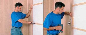 Монтаж ПВХ панелей на стену