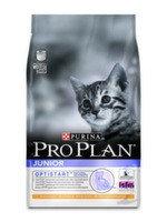 Pro Plan Junior 400г для котят с курицей и рисом