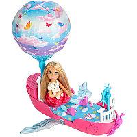 Кукла Barbie Волшебная кроватка Челси