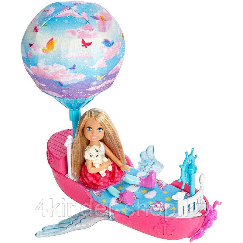 Кукла Barbie Волшебная кроватка Челси - фото 1
