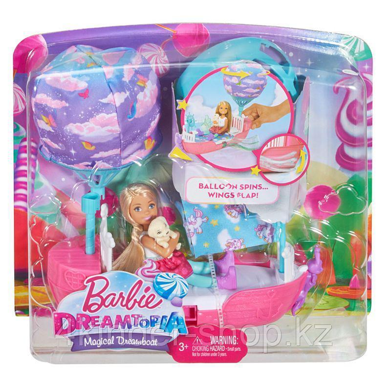Кукла Barbie Волшебная кроватка Челси - фото 2