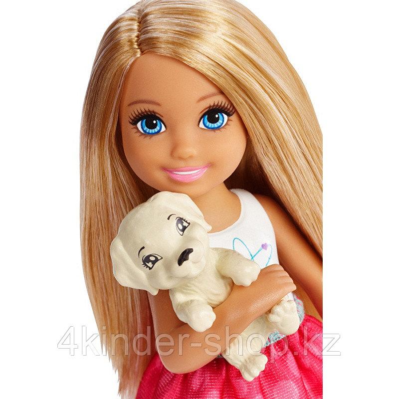 Кукла Barbie Волшебная кроватка Челси - фото 5