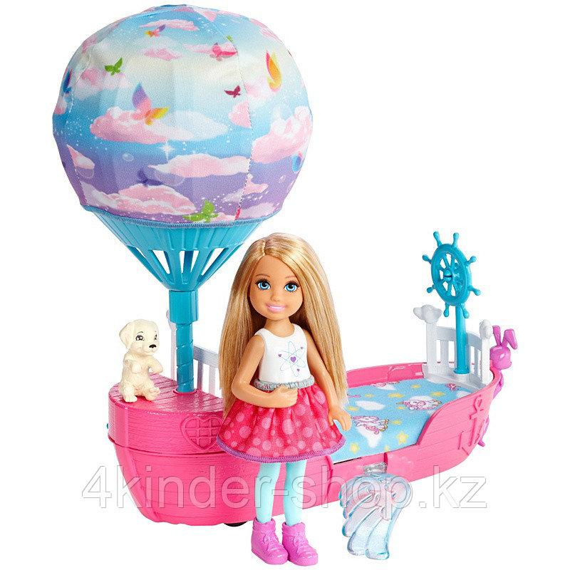 Кукла Barbie Волшебная кроватка Челси - фото 6