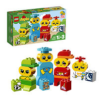 Lego Duplo Мои первые эмоции