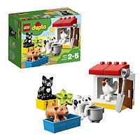 Lego Duplo Ферма: домашние животные