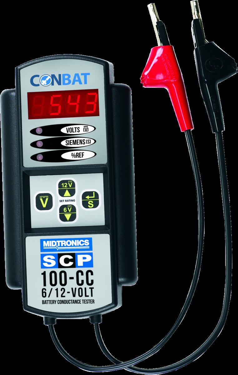 Тестер аккумуляторных батарей CONBAT Secure Power
