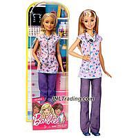"""Barbie DVF57 Серия """"Я могу стать..."""". Медсестра"""
