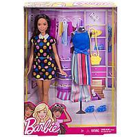 Barbie FFF60 Модные наборы. Брюнетка
