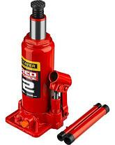 Домкрат гидравлический бутылочный STAYER RED FORCE, 43160-2_z01, серия PROFESSIONAL, 2 т, 181-345 мм, фото 2