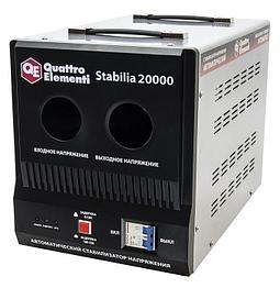 Стабилизатор напряжения Quattro Elementi Stabilia 20000
