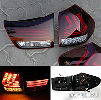 Задние фонари Lexus RX 2003-09 Red color