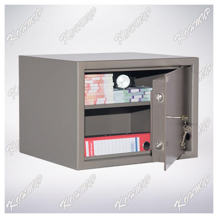 Металлический сейф КМ-260 в РК. Доставка по РК бесплатно!!!