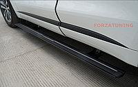 Электрические выдвижные пороги подножки для Jaguar F Pace