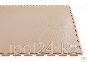 Модульный пол из полимеров  SENSOR EURO  7мм, 5мм х500х500мм