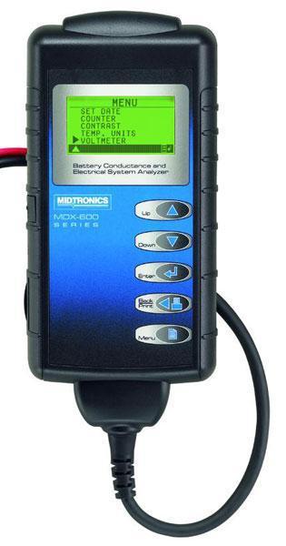 Тестер аккумуляторных батарей и электрической системы 12В ™Midtronics