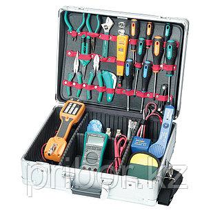 Pro'sKit PK-14019B Набор инструментов для телекоммуникационных сетей