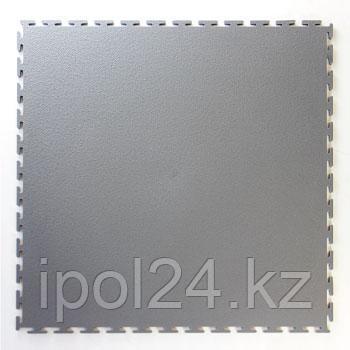 Модульный пол из полимеров  SENSOR BIT 7мм,5мм х500х500мм